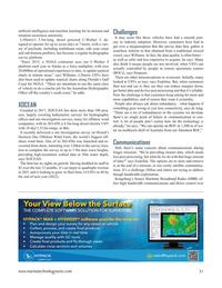 Marine Technology Magazine, page 31,  May 2021