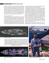 Marine Technology Magazine, page 38,  May 2021