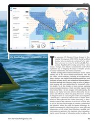 Marine Technology Magazine, page 43,  May 2021