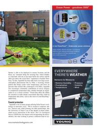 Marine Technology Magazine, page 45,  May 2021