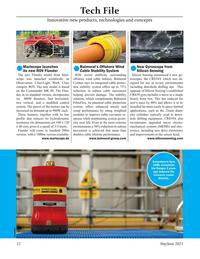Marine Technology Magazine, page 52,  May 2021