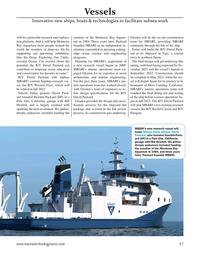 Marine Technology Magazine, page 57,  May 2021