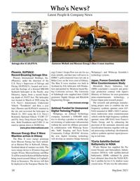 Marine Technology Magazine, page 58,  May 2021