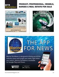 Marine Technology Magazine, page 63,  May 2021