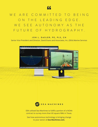 Marine Technology Magazine, page 11,  Jul 2021
