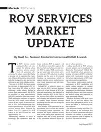 Marine Technology Magazine, page 14,  Jul 2021