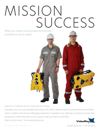 Marine Technology Magazine, page 2nd Cover,  Jul 2021