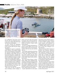 Marine Technology Magazine, page 20,  Jul 2021