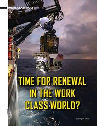 Marine Technology Magazine, page 26,  Jul 2021