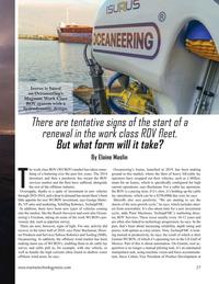 Marine Technology Magazine, page 27,  Jul 2021