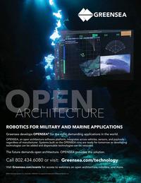 Marine Technology Magazine, page 1,  Jul 2021