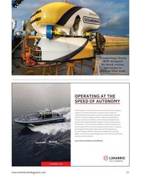 Marine Technology Magazine, page 31,  Jul 2021