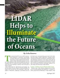 Marine Technology Magazine, page 32,  Jul 2021