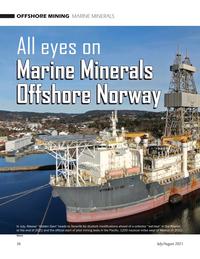 Marine Technology Magazine, page 36,  Jul 2021