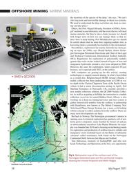 Marine Technology Magazine, page 38,  Jul 2021