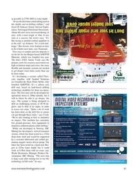 Marine Technology Magazine, page 41,  Jul 2021