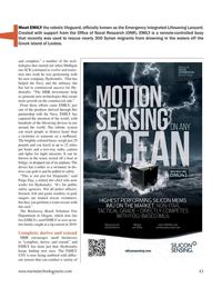 Marine Technology Magazine, page 43,  Jul 2021