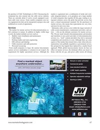 Marine Technology Magazine, page 47,  Jul 2021