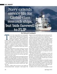 Marine Technology Magazine, page 50,  Jul 2021