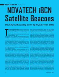 Marine Technology Magazine, page 52,  Jul 2021