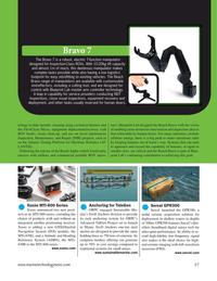 Marine Technology Magazine, page 57,  Jul 2021