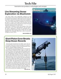 Marine Technology Magazine, page 58,  Jul 2021