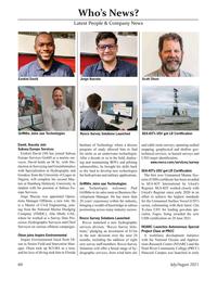 Marine Technology Magazine, page 60,  Jul 2021