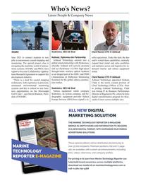 Marine Technology Magazine, page 61,  Jul 2021