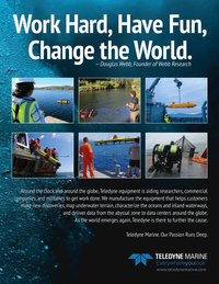 Marine Technology Magazine, page 4th Cover,  Jul 2021
