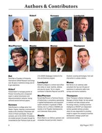 Marine Technology Magazine, page 6,  Jul 2021
