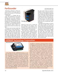 Marine Technology Magazine, page 10,  Sep 2021
