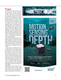 Marine Technology Magazine, page 11,  Sep 2021
