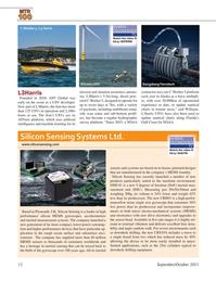Marine Technology Magazine, page 12,  Sep 2021