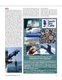 Marine Technology Magazine, page 15,  Sep 2021