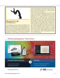 Marine Technology Magazine, page 17,  Sep 2021