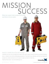 Marine Technology Magazine, page 2nd Cover,  Sep 2021
