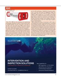 Marine Technology Magazine, page 19,  Sep 2021