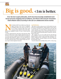 Marine Technology Magazine, page 20,  Sep 2021