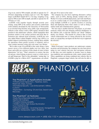 Marine Technology Magazine, page 21,  Sep 2021
