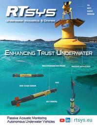 Marine Technology Magazine, page 1,  Sep 2021