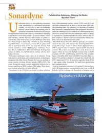 Marine Technology Magazine, page 28,  Sep 2021