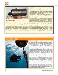 Marine Technology Magazine, page 30,  Sep 2021