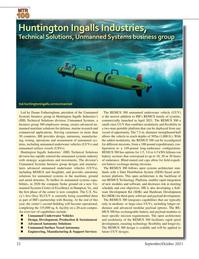 Marine Technology Magazine, page 32,  Sep 2021