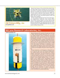 Marine Technology Magazine, page 33,  Sep 2021