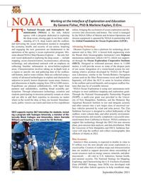 Marine Technology Magazine, page 34,  Sep 2021
