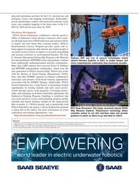 Marine Technology Magazine, page 35,  Sep 2021