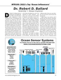 Marine Technology Magazine, page 39,  Sep 2021