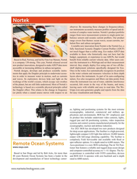 Marine Technology Magazine, page 47,  Sep 2021