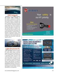 Marine Technology Magazine, page 49,  Sep 2021