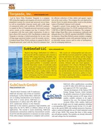 Marine Technology Magazine, page 50,  Sep 2021